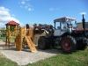 Budování dětského hřiště 2012